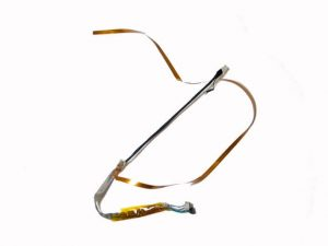A1151 iSight Camera Cable for Apple MacBook Pro 17 inch A1151 Mid 2006, A1212 Late 2006, A1229 Late 2007, A1261 Early 2008, A1261 Late 2008